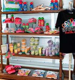 Ribbon of Hope product display
